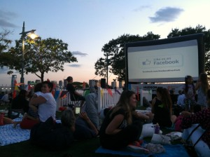 Movies on the Hudson