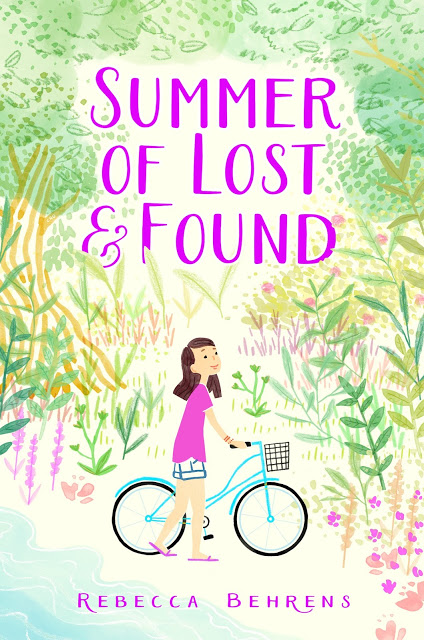 Summer of Lost and Found final cover