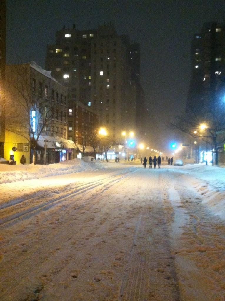 Another quiet street