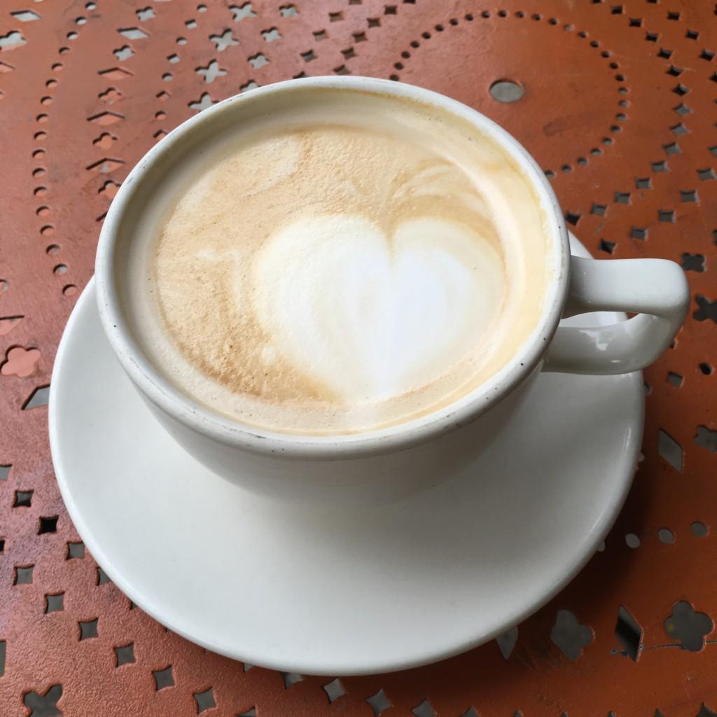Madison has great coffee :)